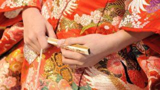 華やかな婚礼衣装「色打掛」ってどんなもの?