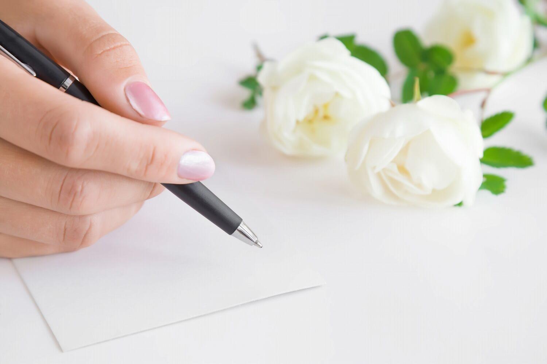 より良い花嫁の手紙を作るコツ 文章編