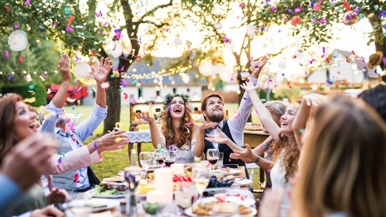 多様化する結婚式「ガーデンウェディング」