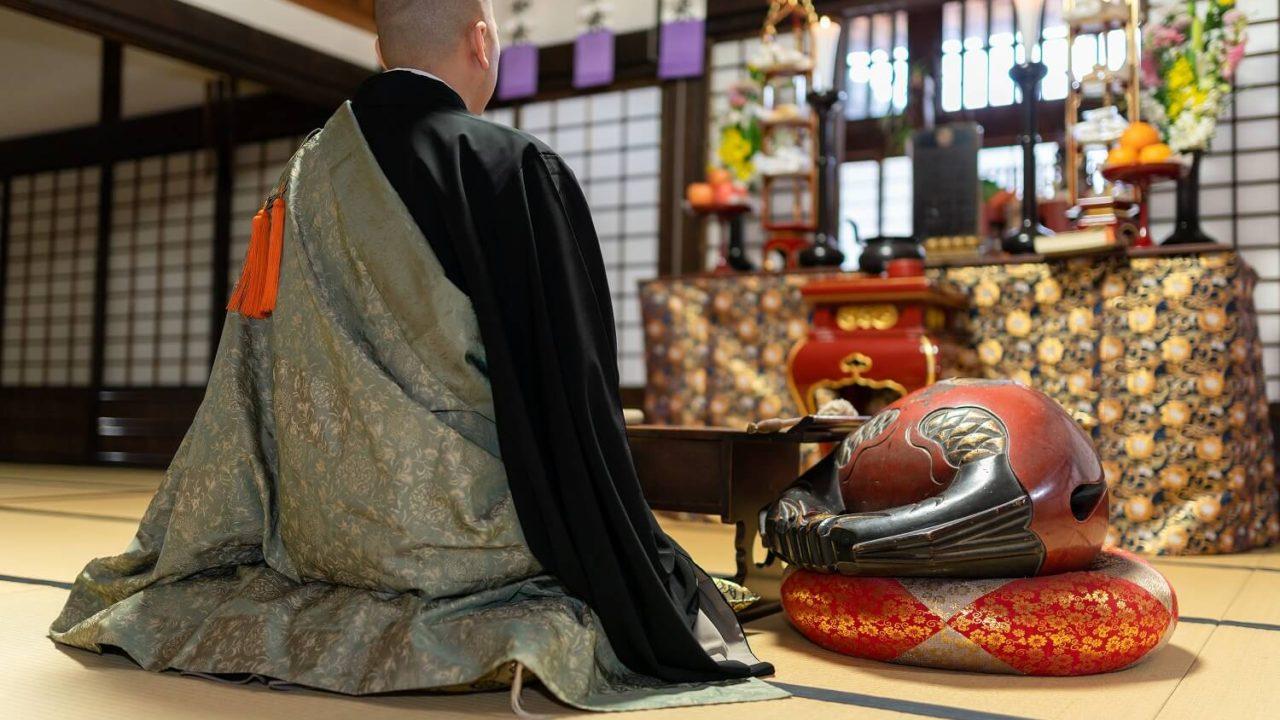 葬式における導師の役割とはどのようなもの?