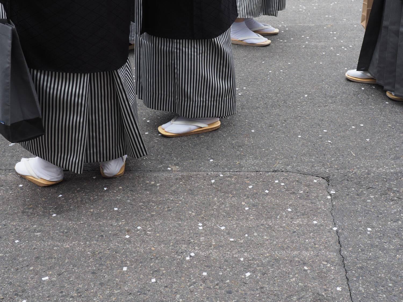 紋付羽織袴の歴史