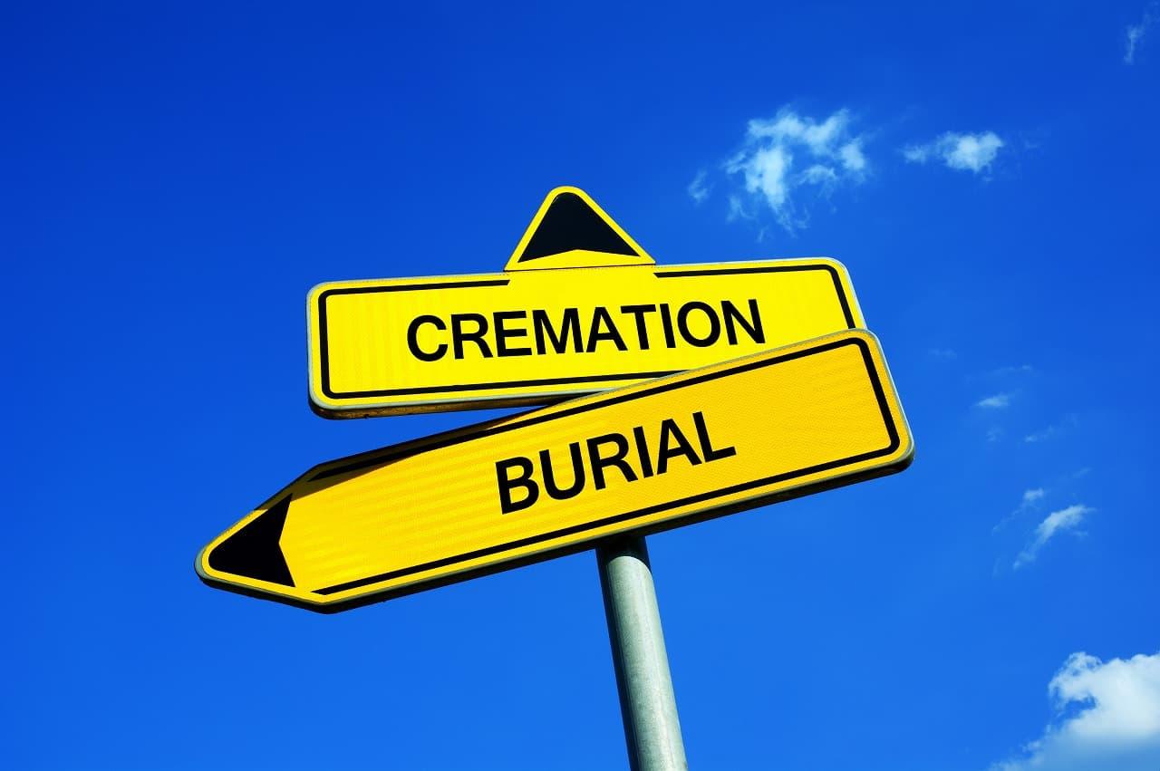 日本の埋葬法の変遷