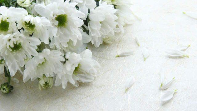 葬儀・告別式で行われる別れ花とは?